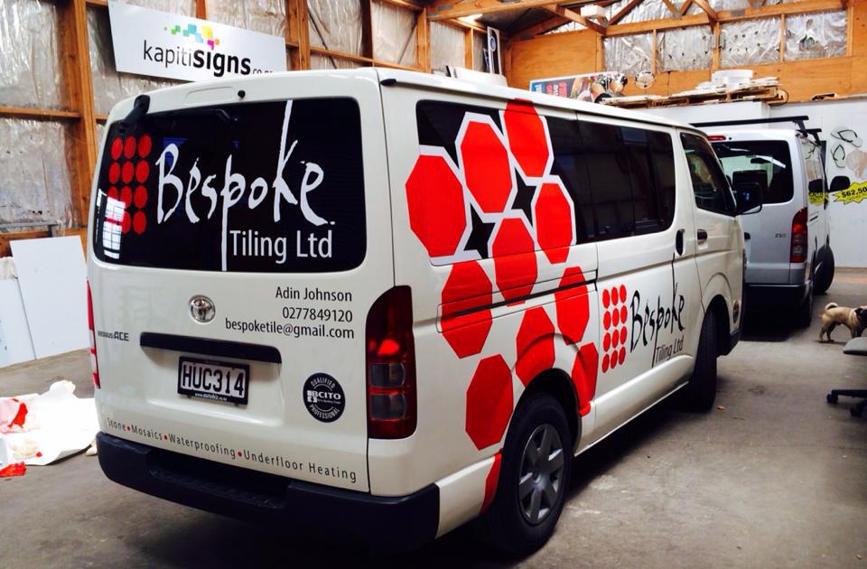 Bespoke Tiling Ltd