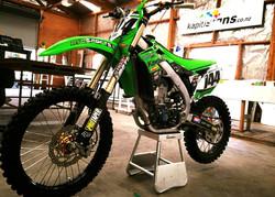 Custom Motor Bike