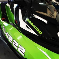 Jet Ski Branding