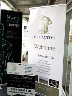 Proactive Event Banners & Signage