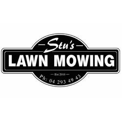 Stu's Lawn Mowing