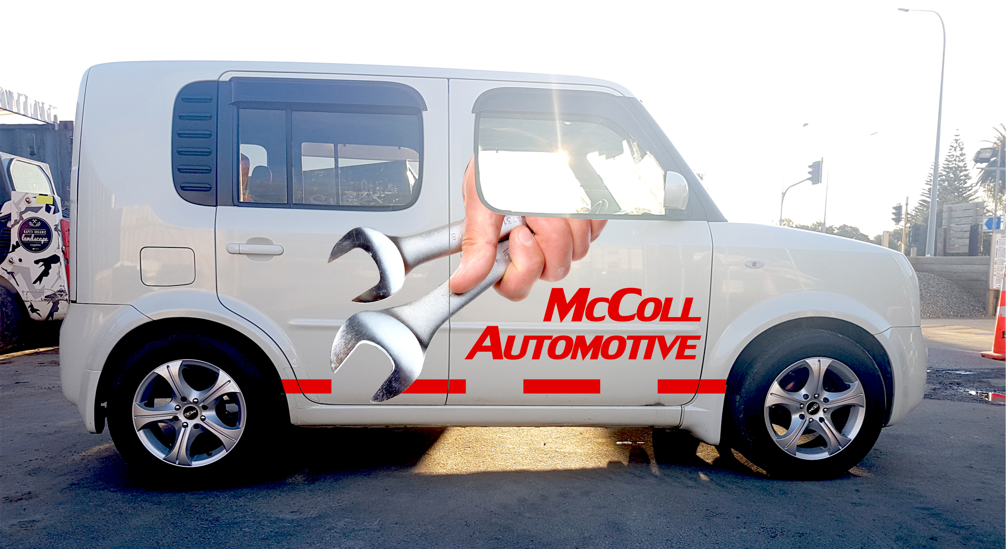 McColls Automotive