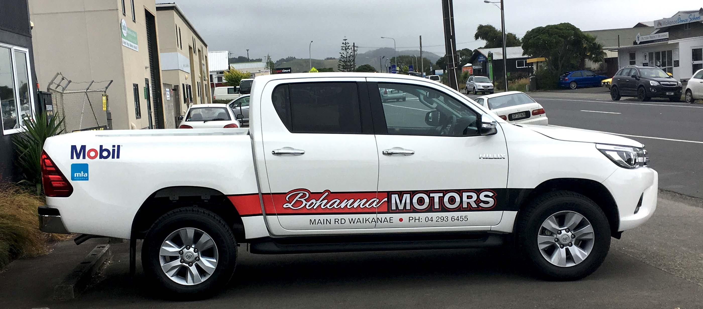 Bohanna Motors