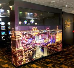 Club Vista Vegas wall