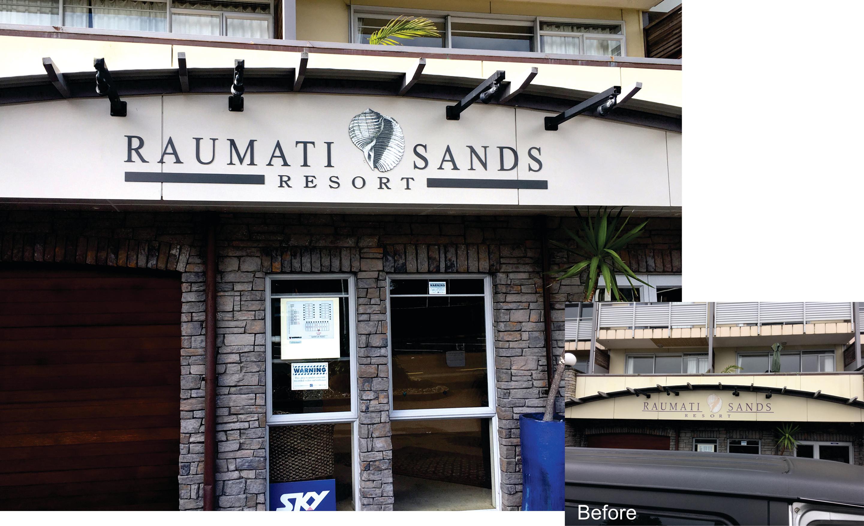 Raumati Sands Resort