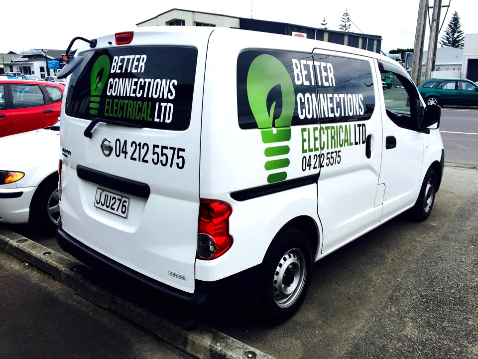 Better Connections Electrical Ltd