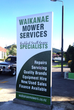 Waikanae Mowers Services