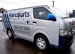 Harcourts Van