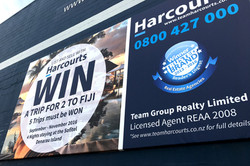 Harcourts Banner