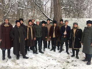 Фільм «Чорний Ворон» знімають на Черкащині