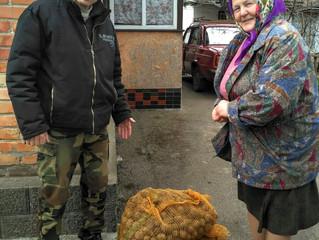 Насіннева картопля пайовикам