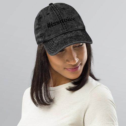 #issavive Vintage Cap