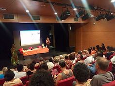 Conférence Marion Le Troquer Guadeloupe.