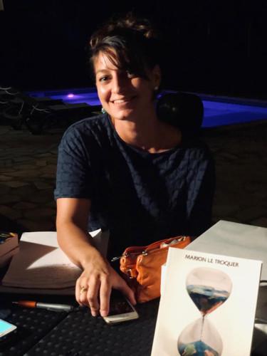 Marie Augereau, Kinésio-Energétique