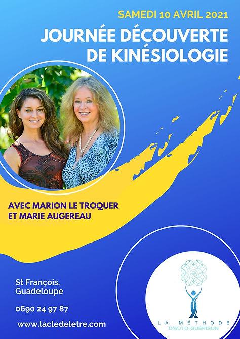 Journée découverte de kinésiologie