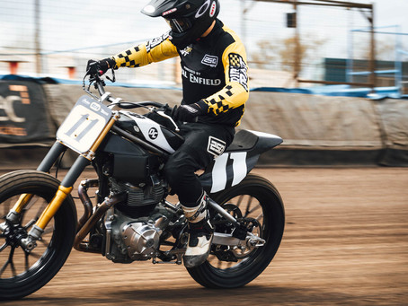 Royal Enfield win in DTRA