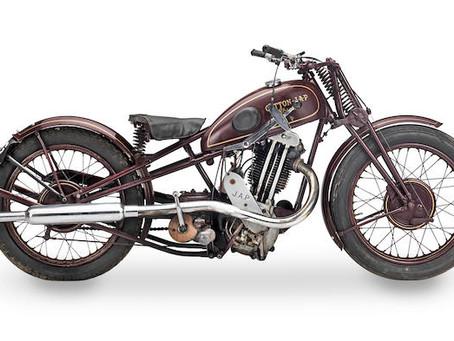 Celestial Express: 1939 Cotton-JAP 500cc Special