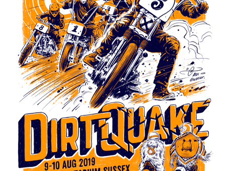 DirtQuake: This Weekend