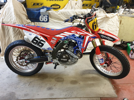 For Sale: 2018 CRF450 DTX