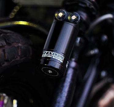Sideburn Blixt Indian FTR 1200 Hooligan