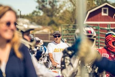 Alta Motors Dale Lineaweaver