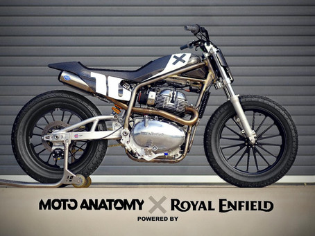 Royal Enfield & Lewis to Race AFT Production Twins