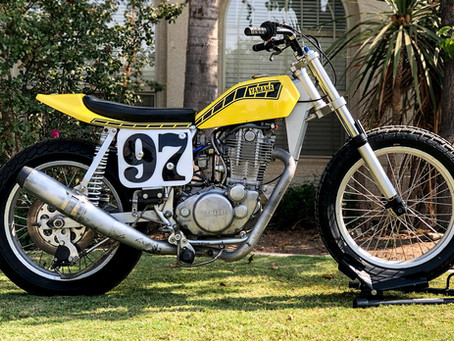 SOLD: C&J Yamaha SR540