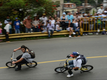 Medellin Gravity Bikers