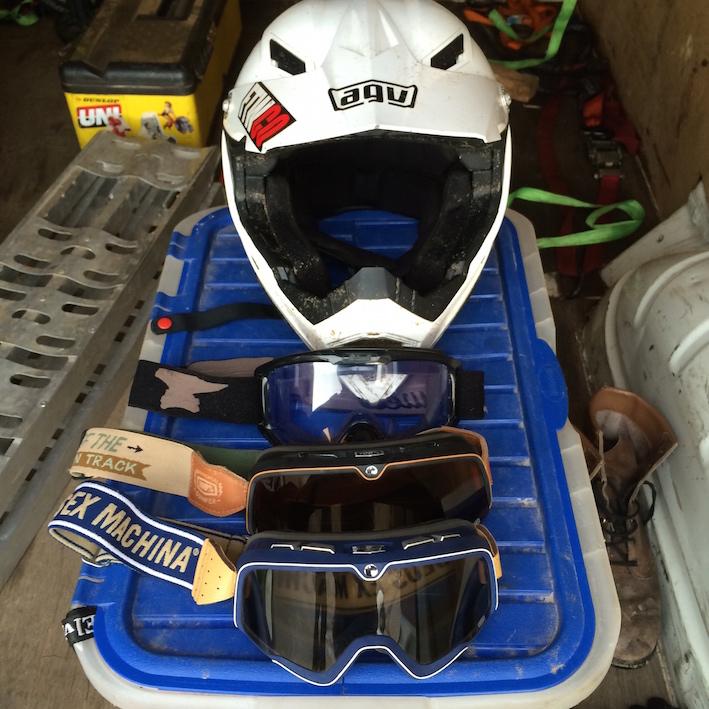 Sideburn Mablethorpe goggles