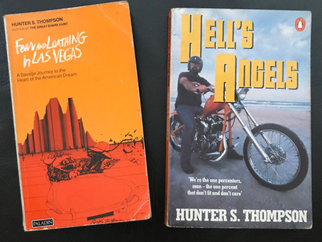 Hunter S Thompson Talks Outlaws