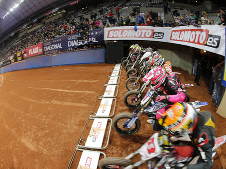 DTRA at the Superprestigio 2017