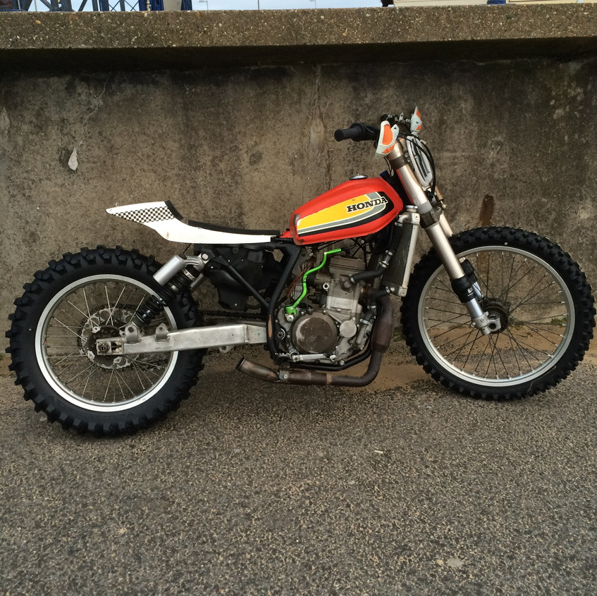 Sideburn Mablethorpe 250
