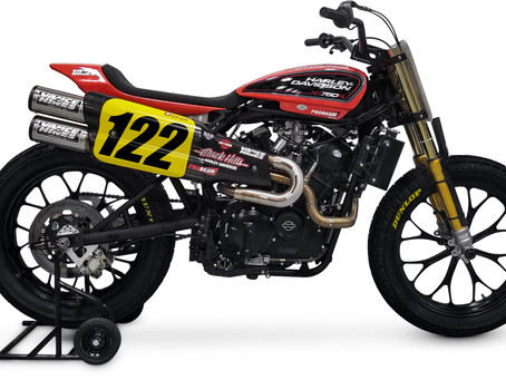 Gauthier to Race Harley