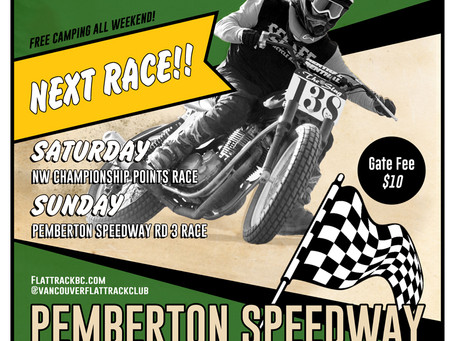 Vancouver Flat Track