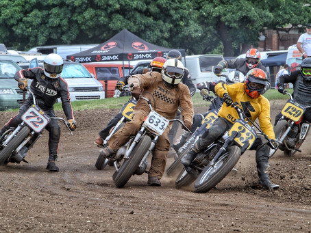 DTRA Sideburn Vintage Class: Rnd 2 Report