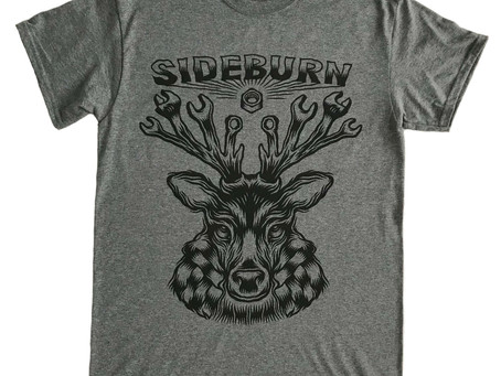 Spanner Stag T-shirt