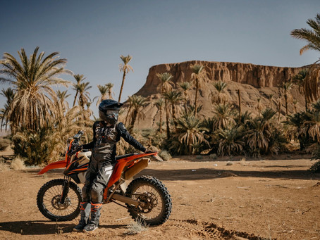 The Morocco 8