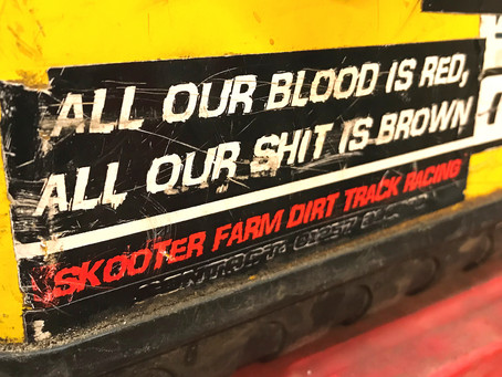 All Our Blood...