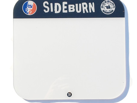 Number Plates in Stock - New Blank Plates