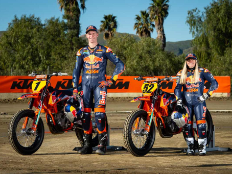 KTM Announce Official AFT Team