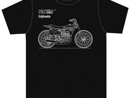 Bultaco Astro T-shirt