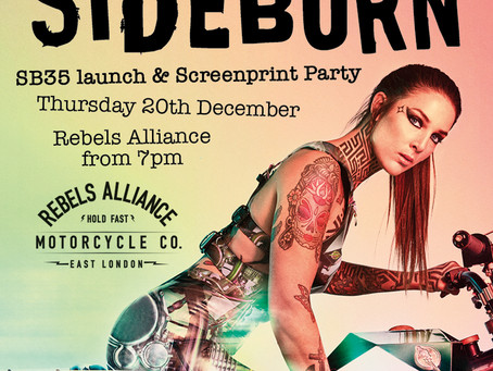 Sideburn 35 Launch