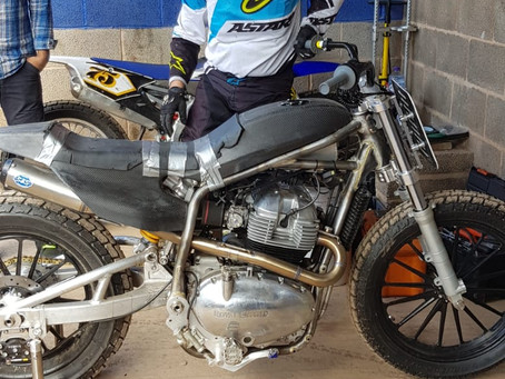 Royal Enfield Production Twin: UPDATED MORE PHOTOS