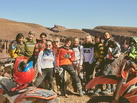 Sideburn Morocco Women Riders Q&A