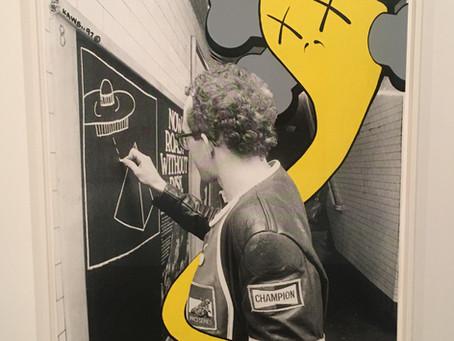 Keith Haring's Jacket