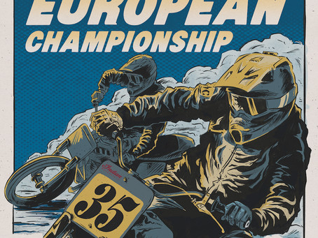DTRA 2019 Dates - Euro Series/ Hooligans