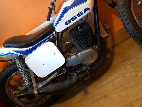 UPDATE: Ossa Short Tracker For Sale UK