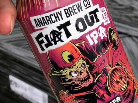 Anarchy Brew X Ryan Quickfall