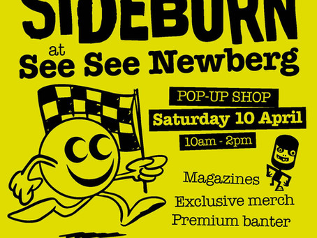Sideburn x See See Pop-Up