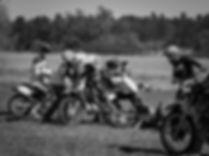 Sideburn Travis Newbold Motoball Brapp S